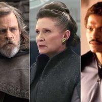 Es oficial: 'Star Wars: Episodio IX' reunirá a Leia, Luke y Lando en la última película de los Skywalker