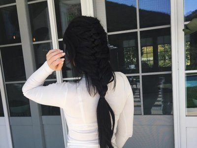 Duelo de trenzas: ¿Chiara Ferragni o Kylie Jenner?