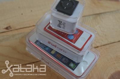 Conoce los nuevos iPods en vídeo