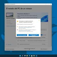 Windows 11 tras 10 días: esta es nuestra experiencia en rendimiento y actualizaciones con PCs no soportados