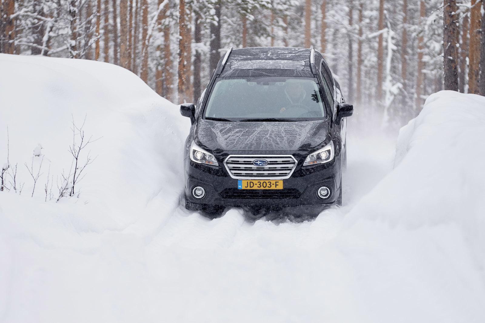 Foto de Subaru Snow Drive 2016 (54/137)