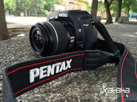 Pentax K-50, análisis
