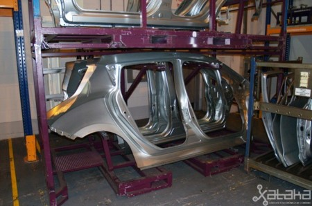 Fabricacion Nissan Leaf 650 04