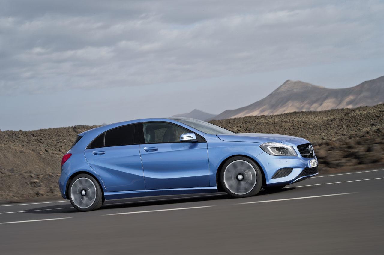 Foto de Mercedes-Benz Clase A 2012 (15/67)