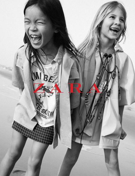 La nueva campaña de Zara Kids te va a inspirar a ti (y a tus