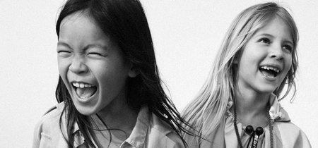 La nueva campaña de Zara Kids te va a inspirar a ti (y a tus hijas)