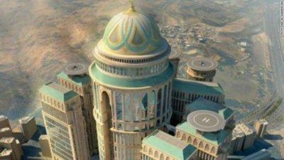 Éste será el hotel más grande del mundo y se construirá en el sitio que menos imaginas