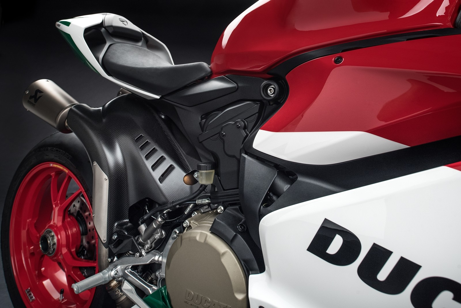 Foto de Ducati 1299 Panigale R Final Edition (42/58)
