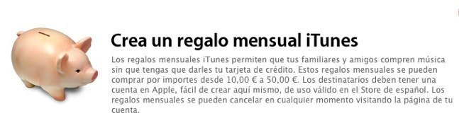 Regalo Apple ID