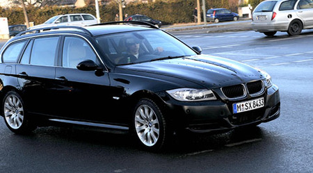 Próximo restyling para la Serie 3 de BMW