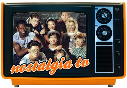 'Colegio Degrassi', Nostalgia TV
