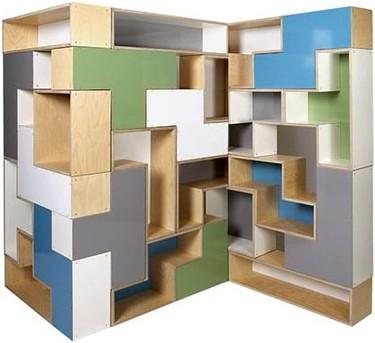 Consejos para ampliar el espacio en una estantería o librería (II)