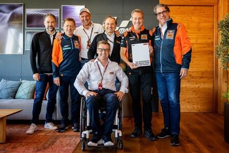 ¡Oficial! El Tech3 es el primer equipo de MotoGP con marca asegurada hasta 2026 y seguirá con KTM
