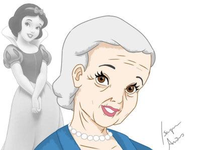 Las princesas Disney también se hacen mayores