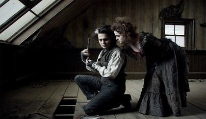 'Sweeney Todd', primera foto