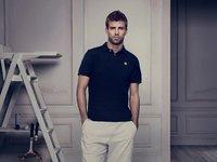 Gerard Piqué en la nueva campaña promocional del Grand Slam Polo de Nike