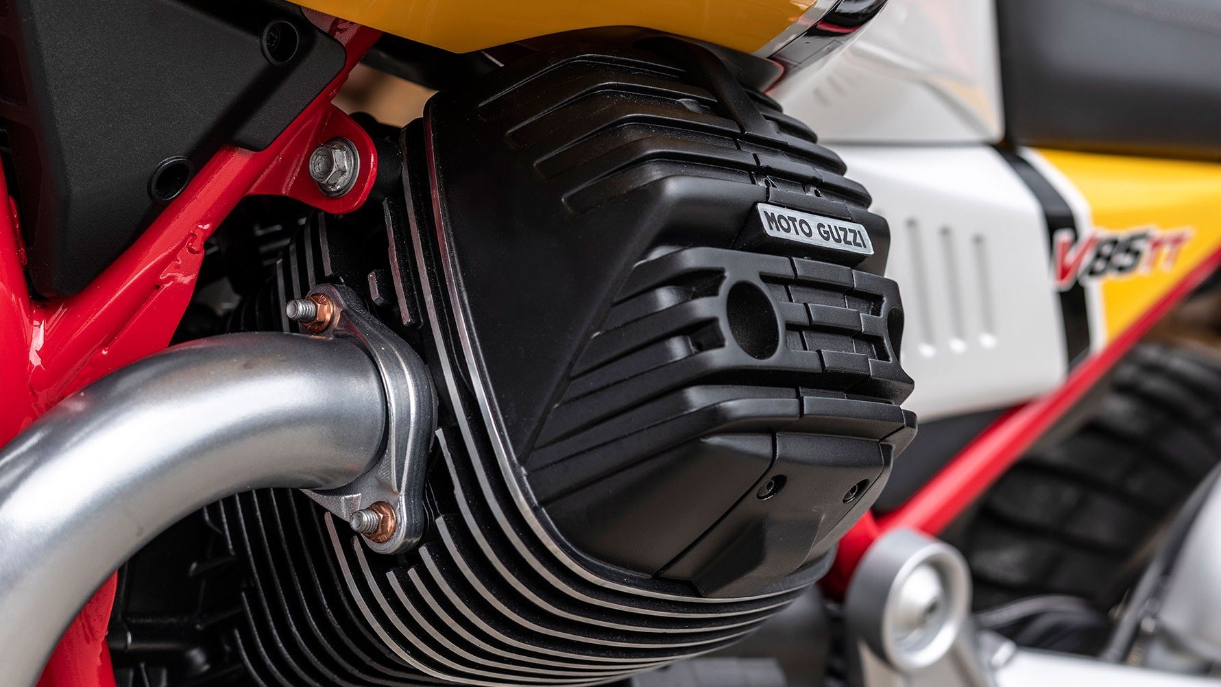 Foto de Moto Guzzi V85 TT 2019 (7/8)