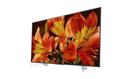 La smart TV de gama alta, con resolución 4K y 55 pulgadas Sony KD55XF8596BAEP hoy en MediaMarkt por 979 euros