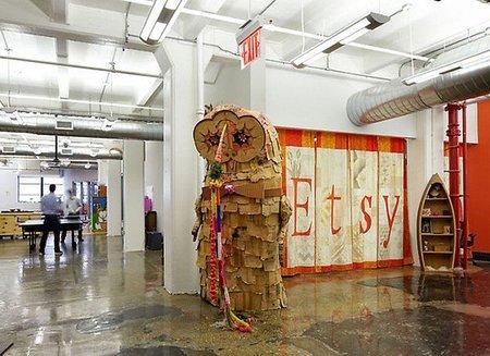 Oficinas de Etsy