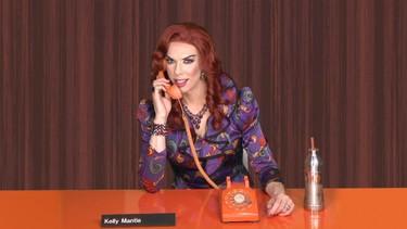 Kelly Mantle, el primer actor de género fluido que podría ser nominado a Mejor Actor y Actriz de reparto en los Oscars 2017