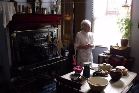 Sabes cómo eran las cocinas hace 200 años?