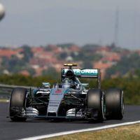 Luego del aparatoso accidente de Checo Pérez, así arrancará el Gran Premio de Hungría