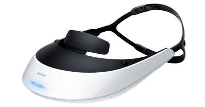 Las gafas 3D de Sony no avanzan mucho con el nuevo modelo HMZ-T2 Personal 3D