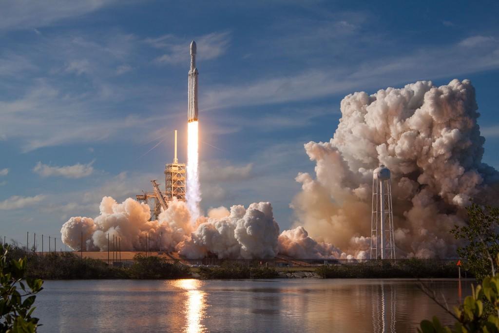 Esta web te permite admirar y comparar cohetes espaciales de diferentes eras o fabricantes
