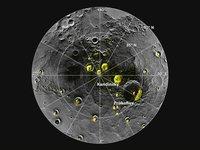La NASA confirma la presencia de agua en Mercurio