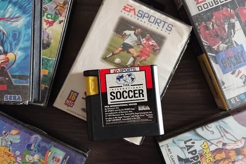 27 años después, he vuelto a jugar a FIFA International Soccer en Mega Drive. ¡Vaya balonazo de nostalgia!