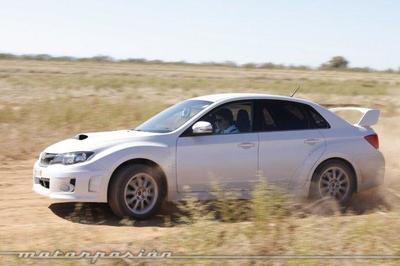Subaru WRX STI Sedan, presentación y prueba (parte 2)