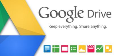 Google Drive para Android se actualiza, ahora puedes compartir carpetas y abrir archivos con web apps