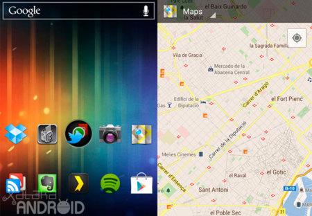 Busqueda y Google Maps