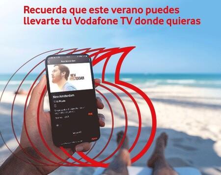 Activando el servicio multidispositivo de Vodafone TV