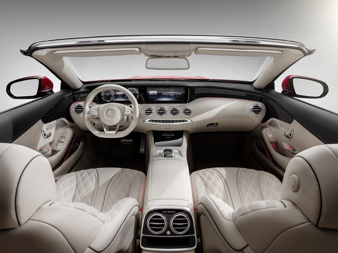 Foto de Mercedes-Maybach S 650 Cabrio (31/37)