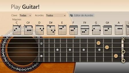 Play Guitar! para Windows 8