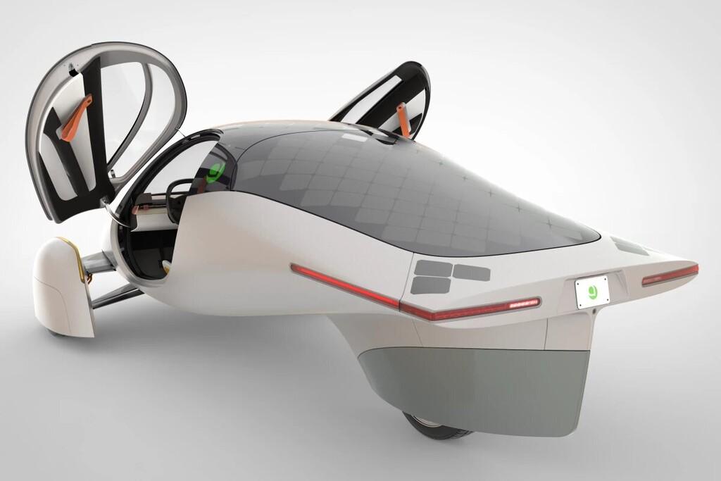 Este nuevo vehículo eléctrico es capaz ya de alcanzar los 1600 kilómetros de autonomía