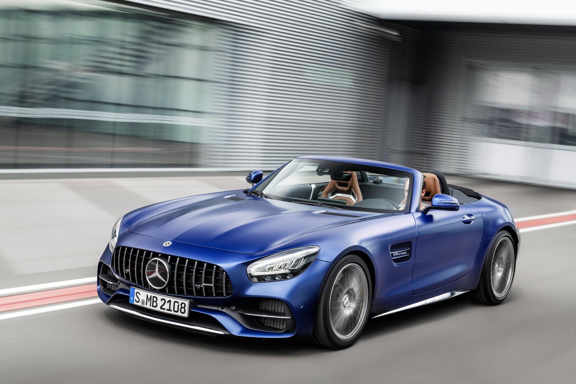 Foto de Mercedes-AMG GT 2020 (14/44)