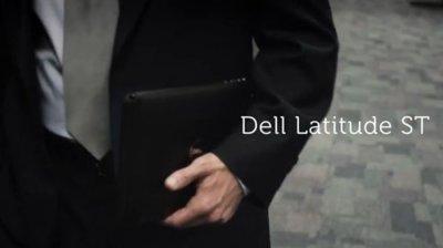 Dell Latitude ST, tablet Windows 7 para el mercado empresarial
