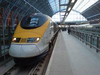 Eurostar suspendido por tercer día consecutivo