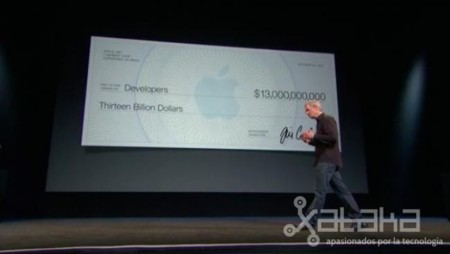 Apple anuncia que ya hay más de un millón de aplicaciones en su App Store