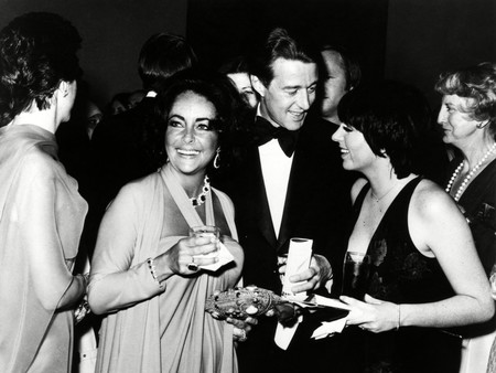 Liza Minnelli Y Roy Halston