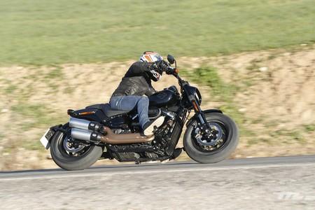 Harley Davidson Triple S 2020 Prueba 036