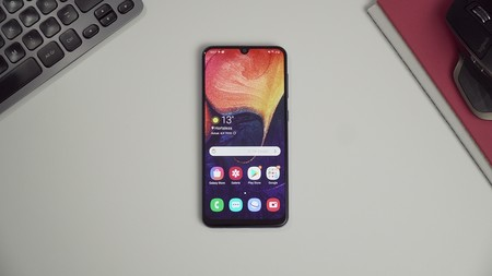 Samsung Galaxy A50 Review Xataka Frontal