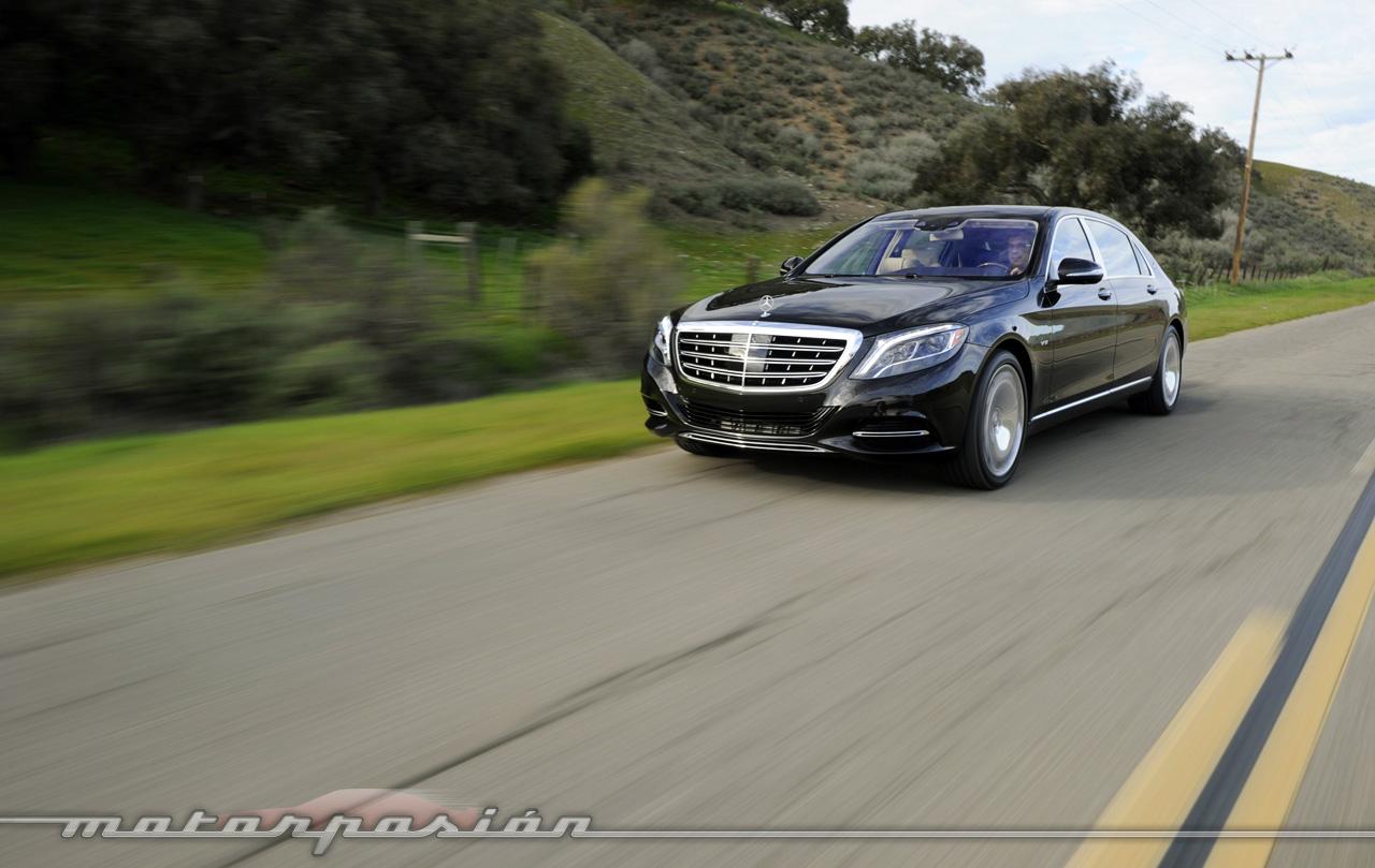 Foto de Mercedes-Maybach Clase S, primeras impresiones (1/31)