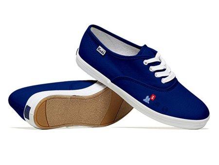 Keds crea una colección de zapatillas basadas en medios sociales