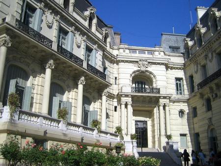 Ruta de casas históricas de Buenos Aires