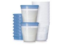Instrucciones para hacer jabón con leche materna