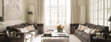 Una casa palacio en París de 1000 m2 resulta cálida y acogedora gracias al trabajo de la interiorista Pía Capdevila