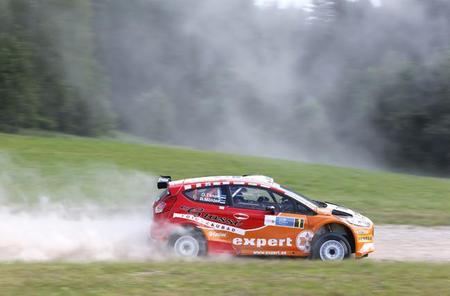 Ott Tänak confirma su triunfo en el Rally de Estonia 2014